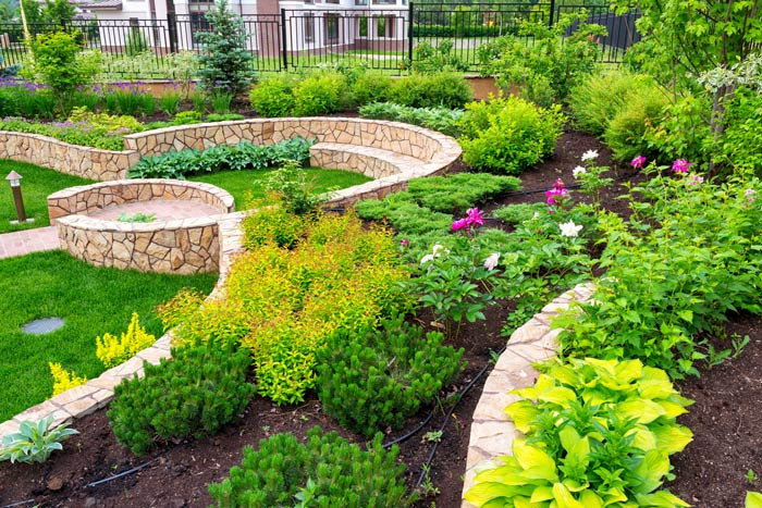 Landscaping In Topeka Ks Lawn Care Amp Fertilization Services